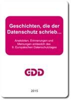 9. Europäischer Datenschutztag bei der GDD