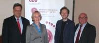 Diskussion mit Jan Philipp Albrecht beim Erfa-Kreis Bremen