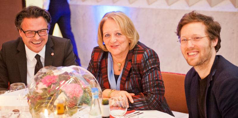 GDD-Datenschutzpreis für Sabine Leutheusser-Schnarrenberger