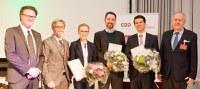 GDD-Wissenschaftspreise 2015