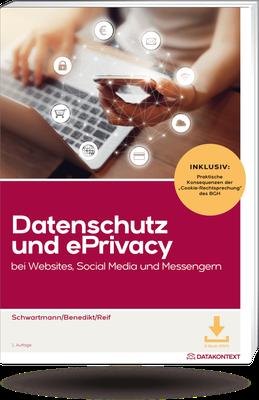 Datenschutz und ePrivacy