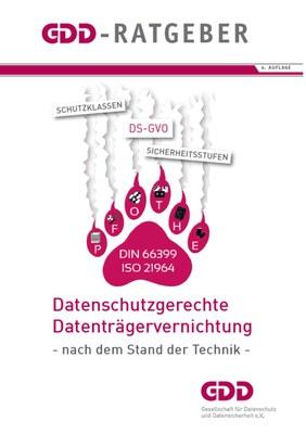 Datenschutzgerechte Datenträgervernichtung