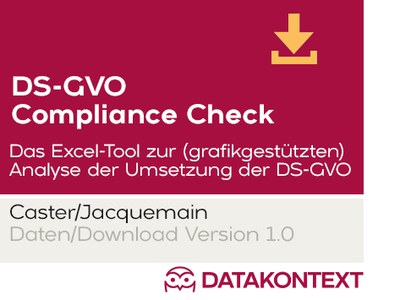 DS-GVO Compliance Check 200107